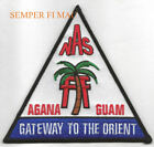 US NAVAL AIR STATION NAS AGANA GUAM PATCH USS PIN UP US NAVY SAILOR GIFT WOW