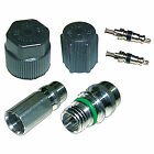 Santech Industries A/C System Valve Core and Cap Kit MT2907