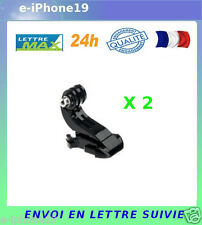 Fixation J Hook Buckle  pour GOPRO HERO  2/3