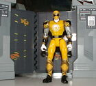 Power Rangers Ninja Storm: Yellow Ranger from Glider Cycle