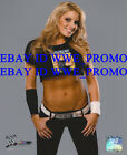WWE Wrestling OFFICIAL LICENSED PHOTO GLOSSY DIVA PROMO 8x10 TRISH STRATUS