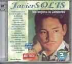 JAVIER SOLIS 2 CD SET 30 BEST SONGS SEALED RARE
