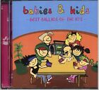 BABIES & KIDS BEST BALLADS OF THE 80`S SEALED CD NEW MUSIC FOR CHILDREN