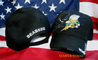 """SEABEES HAT US NAVY CAP USN SEA BEE CAN DO WOWNH L@@K"""")"""