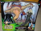 Star Wars 12 inch Captain Tarpals and Kaadu (MIB)