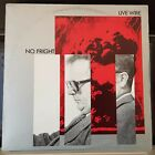 LIVE WIRE (Simon Boswell) - NO FRIGHT - 1980 LP + CD-R backup
