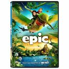 EPIC - DVD - NEW / SEALED - IN STOCK