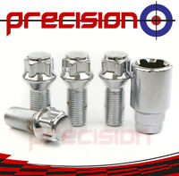 Locking Alloy Wheelnuts Wheel Nuts Bolts Volvo V70 All Models 2000 Onwards