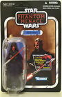 DARTH MAUL Star Wars TPM Vintage Collection Figure #VC86 Unpunched Sticker 2012