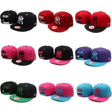 New Fashion YMCMB Snapback Hip-Hop Hats Rock Cap Adjustable Baseball Unisex Hot