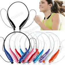 Wireless Bluetooth Sport Stereo Headset Headphone Earphone For iPhone Samsung LG