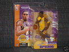 MCFARLANE NBA 3 KOBE BRYANT LOS ANGELES LAKERS YELLOW JERSEY LONG HAIR