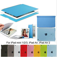 For iPad Air/Air 2/Mini Screen Protector Slim Magnetic Smart Cover Case