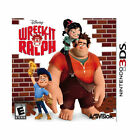 Wreck-It Ralph GAME Nintendo 3DS 3 DS 2 2DS
