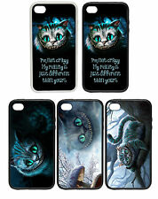 Cheshire Cat Designs - Rubber and Plastic Phone Cover Case