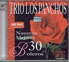 TRIO LOS PANCHOS 30 BEST BOLEROS 2 CD SET SEALED