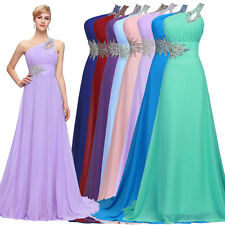 CHEAP!! Long Chiffon Evening Cocktail Party Gown Wedding Bridesmaid Prom Dresses