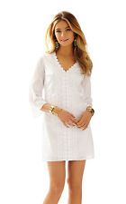 Lilly Pulitzer NWT Brooke Tunic Dress Resort White Lion in the Sun
