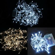 Good Quality Steady/Flash 10-200 LED Fairy String Lights House Garden Decoration