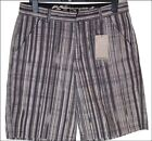 "BNWT AUTHENTIC MENS OAKLEY STRIPE SHORTS W31"" NEW"