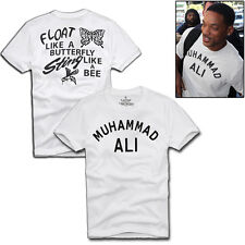 ★ MUHAMMAD ALI / CASSIUS CLAY RINGSIDE VINTAGE BOXING T-SHIRT, Gr.S-M-L-XL ★