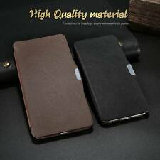 Ultra Thin Slim Flip Leather Case Folio Flip Magnetic Hard Cover Skin For iPhone