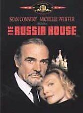 The Russia House (DVD)   MINT !!    PERFECTION !!      SCENE SELECTION GUIDE !!