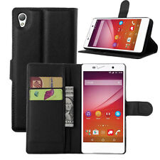 Flip PU Leather Wallet Stand Card Holder Cell Phone Case Ottherbox Cover Shell