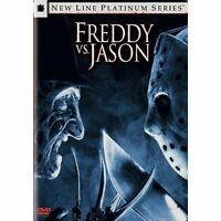 FREDDY VS. JASON (DVD, 2004, Platinum Series 2 Disc) Robert Englund, New Sealed