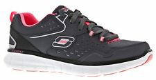 Skechers Synergy Front Row Ladies Womens Trainers Sports