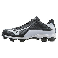 Mizuno 9-Spike Advanced Franchise 8 Low Mens Baseball Cleats  Black