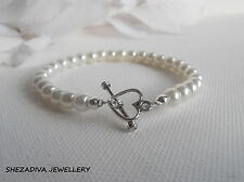 Thank you Gift For Bride Bridesmaid Mum Sister Nan Aunt Gift Wrapped Bracelet