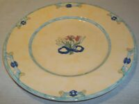 Villeroy & and Boch CASTELLINA salad / dessert plate NEW NWL