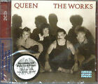 QUEEN THE WORKS SEALED 2 CD SET NEW REMASTERED 2011 DELUXE EDITION