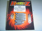 Chrome Holden 6 149-202 Timing Cover/Water Pump Bolts, Sent Registered Post