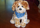 Ty Beanie CLASSIC MWMT **SCOUNDREL** Puppy Dog RARE VHTF soft plush