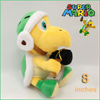 Super Mario Bros Plush Hammer Koopa Soft Toy Nintendo Stuffed Animal Doll NWT 8