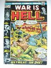 WAR IS HELL # 3 (MAY 1973), VG