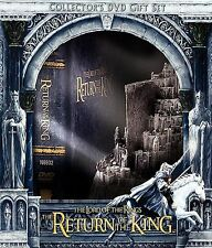 The Lord of the Rings: The Return of the King (DVD, 2004, 4-Disc Set, Collector'