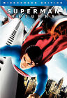 Superman Returns (DVD, 2006, Widescreen Edition)