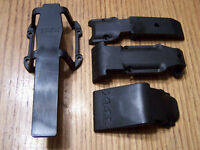 Traxxas Revo 3.3 Front Center & Rear Skid Plates Set /Fit 2.5 Slayer Pro Chassis