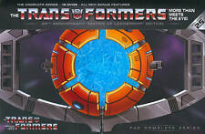Transformers: The Complete Series (DVD, 2009, 16-Disc Set, 25th Anniversary...