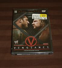 WWE - Vengeance 2005: Hell in a Cell (DVD, 2005) WWF BRAND NEW!