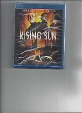 RISING SUN/Sean Connery, Wesley Snipes/NEW Blu-Ray/BUY ANY 4 ITEMS SHIP FREE