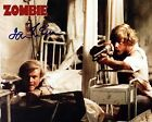 IAN McCULLOCH Signed Photo Fulci's ZOMBIE