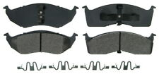 Disc Brake Pad-QuickStop Front WAGNER ZX730C