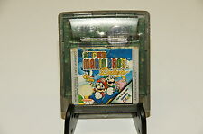 SUPER MARIO BROS DE LUXE  para Game Boy Color