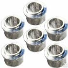 """3/8"""" Conversion Bushings for Fender Kluson Tuners Fits 9.5mm - 10mm Drilling"""