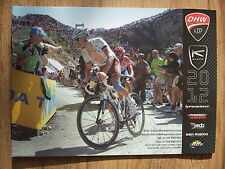 2012 KUOTA ROAD TRIATHLON BIKES & EQUIPMENT CATALOGUE ~ INC PRICE LIST ~ NEW