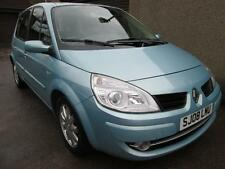 RENAULT SCENIC DYNAMIQUE VVT -- PAY AS YOU GO FINANCE AVAILABLE --, Blue, Manual